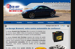 Garage Bromont Auto �lectrique