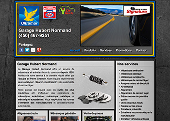 Garage Hubert Normand inc Beloeil