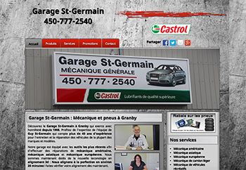 Garage St-germain Granby